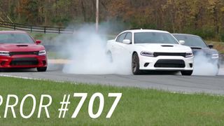 Error #707 Hellcat Edition