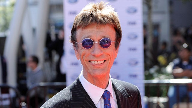 Bee Gee Robin Gibb Out of Coma