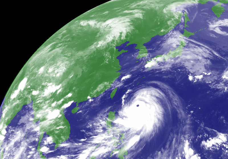 Super Typhoon Neoguri Threatens Okinawa with 165 MPH Winds on Tuesday