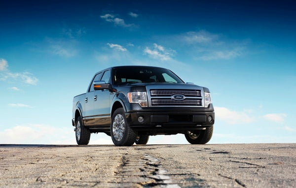 2009 Ford F-150 Named North American Truck Of The Year
