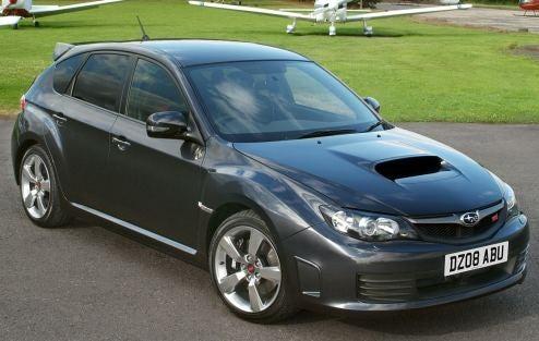Subaru Shows Trio Of Tuned WRX Imprezas At British Motor Show