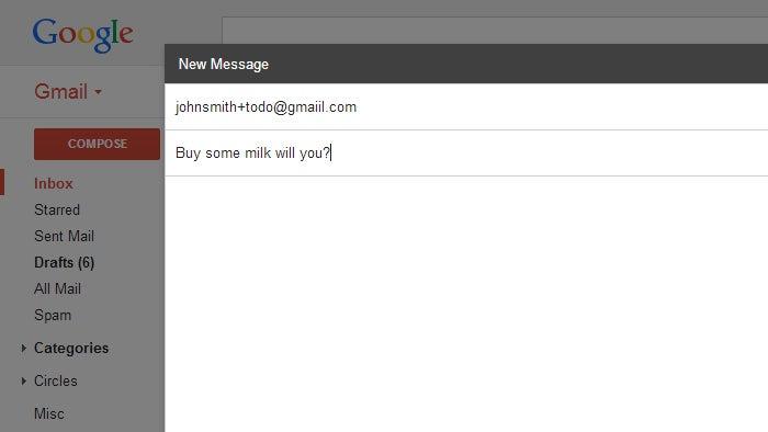 Cómo utilizar las infinitas direcciones de email que te da Gmail