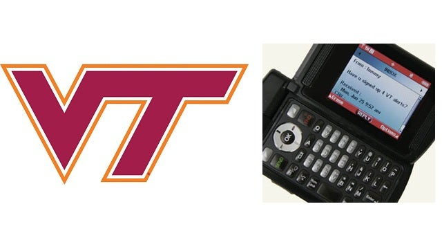 Virginia Tech Emergency Alert System Has Eight Ways of Finding You