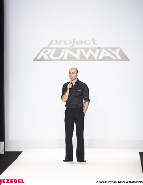 Project Runway Season Finale — Rami Kashou