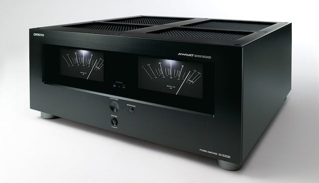 Onkyo's New Audiophile-Grade Gear Goes Retro