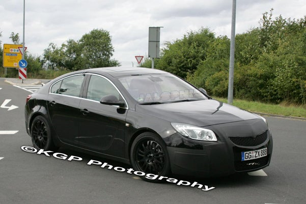 Saturn Aura Redline Preview: Opel Insignia OPC Testing At Nürburgring