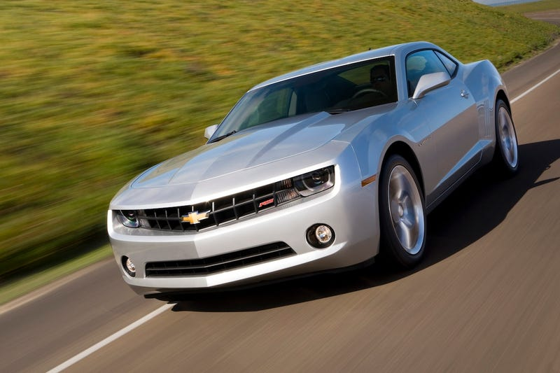 "2012 Camaro To Get ""LFX"" V6 Engine"