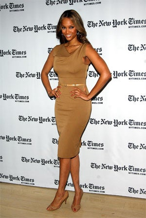 An Afternoon With Tyra Banks: Many Smiles, Multiple Faces