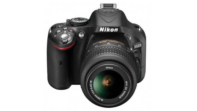 Nikon's D5200: A Beginner's Camera With Some Advanced Specs
