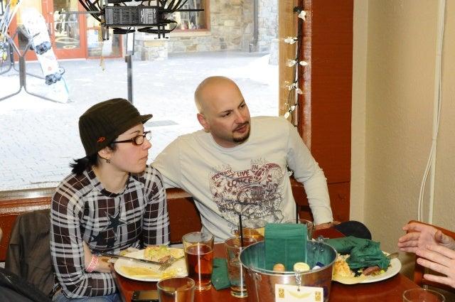 Snowmodo Reader Meetup Report