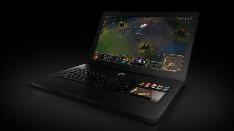It's the World's First Gaming Laptop Delay
