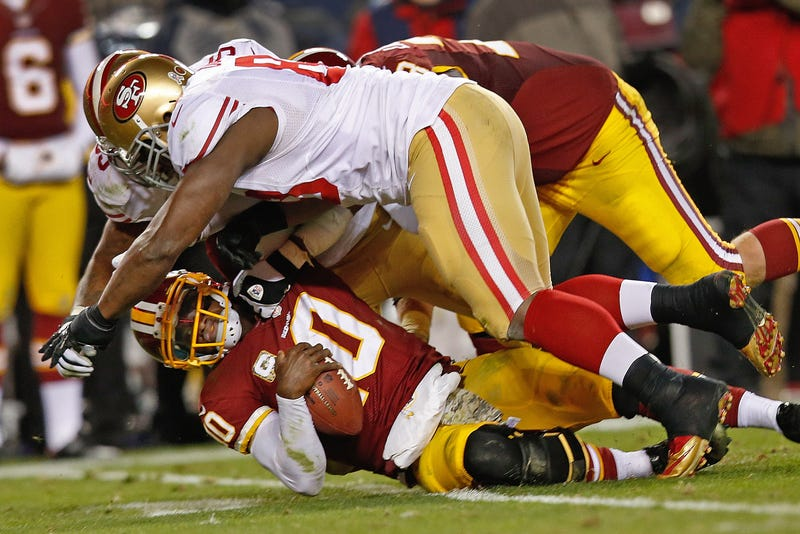 One 49er Thinks RGIII Shouldn't Be Playing