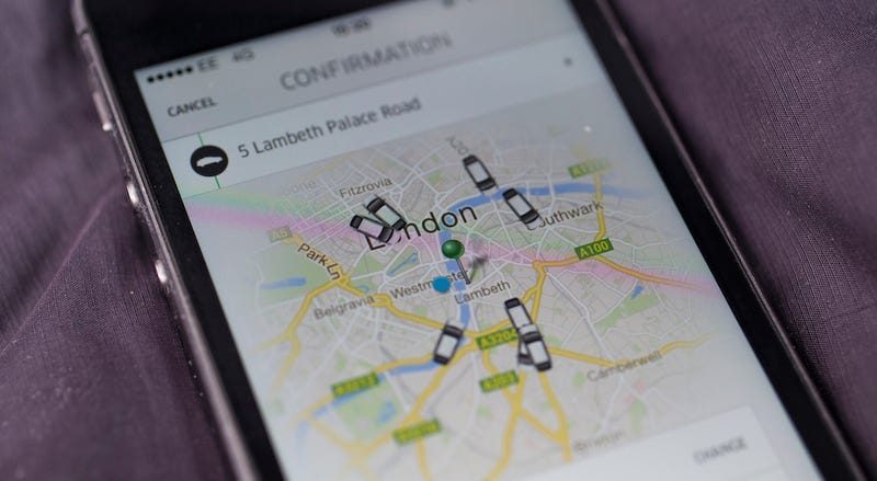 Beautiful Illusions: The Economics of UberX