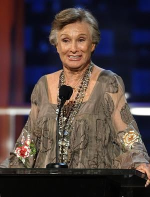 Execs Appalled As Cloris Leachman Becomes Sanjaya-Like Threat to 'Dancing with the Stars'