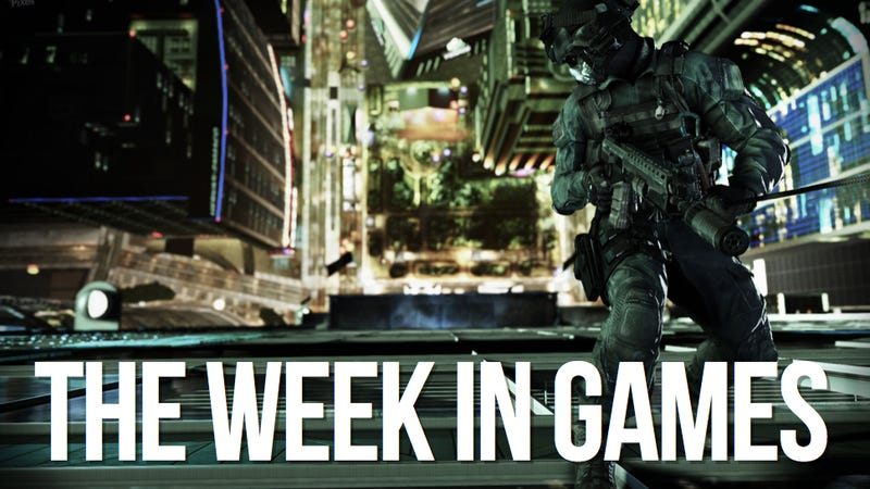The Week in Games: A Duty to Perform
