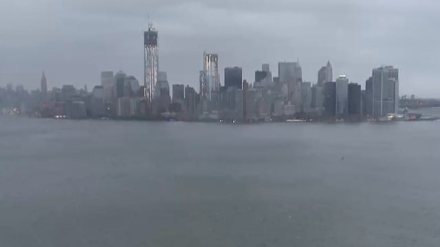 Watch Hurricane Sandy Slam the East Coast Through These 5 Live Webcams