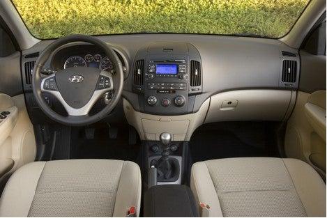2009 Hyundai Elantra Touring Breaks Cover, Again