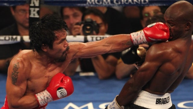 Harry Reid Wants The Nevada Attorney General's Office To Investigate The Judging In Pacquiao-Bradley