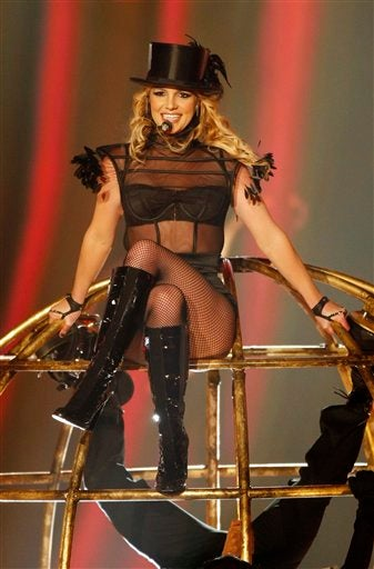 Britney's Tour Plans Induce Panic Attacks