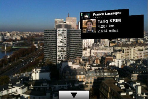 Augmented Reality Twitter App Shows You Exactly Where Your Friends Are Tweeting