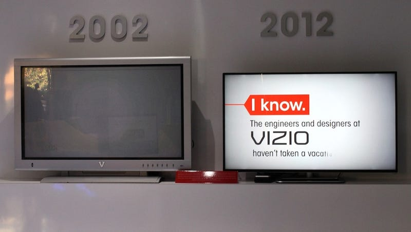 TVs Sure Looked Dumb 10 Years Ago