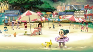 Why <em>Pokémon</em> Players Are Obsessed With Blissey Secret Bases