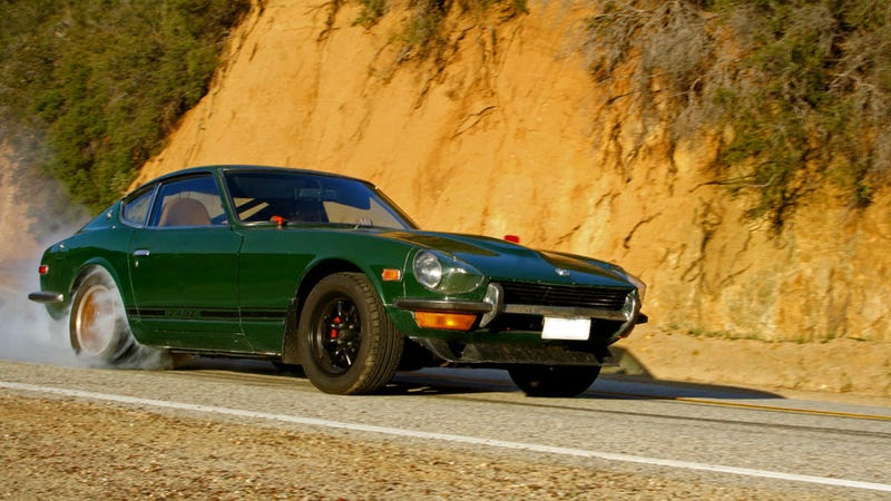 Do It In A Datsun 240Z