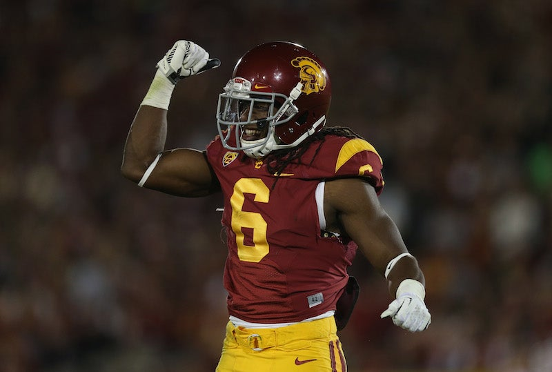 USC: Trojans DB Out After Leaping From Balcony To Save Drowning Nephew