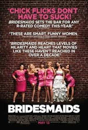 The Many Ways To Say Bridesmaids Won't Cut Off Your Balls