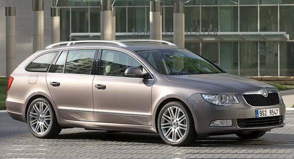 One Car Garage - Škoda