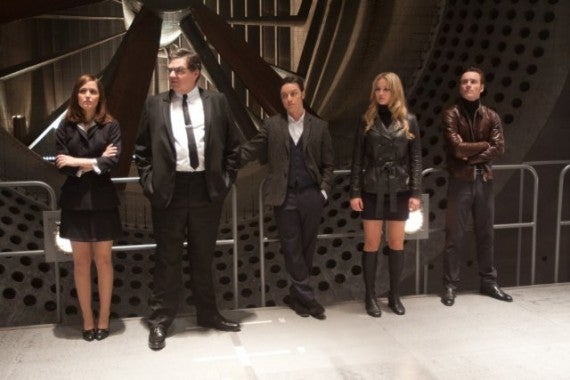 42 images from X-Men: First Class show off Azazel, Angel and Emma Frost