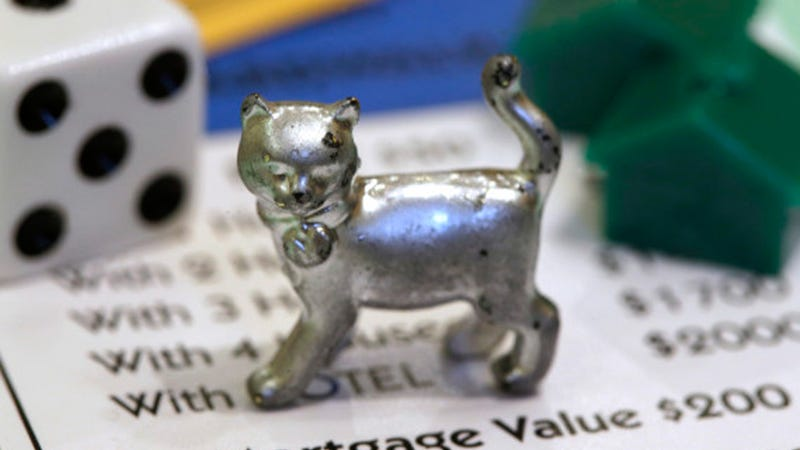 Congratulations, Internet: The New Monopoly Token Is a Cat