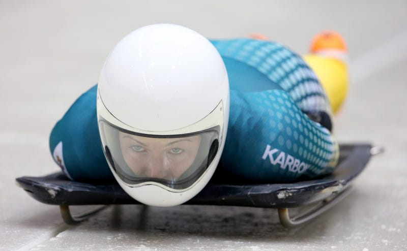 Skeleton Helmets Are The Coolest Thing At The Olympics