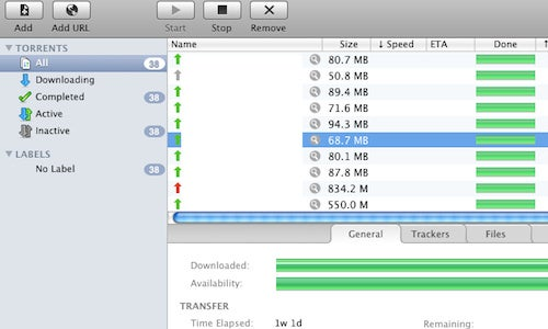 uTorrent Beta for Mac Reaches 1.0 Milestone