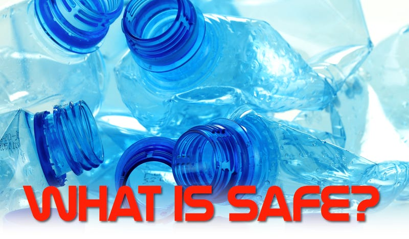 How To Recognize the Plastics That Are Hazardous To Your Health