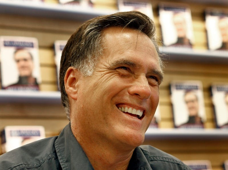 Don't Feel Bad, Mitt Romney Never Wanted to be President