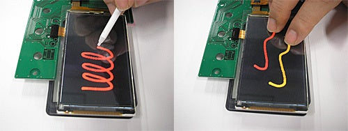 The Touchscreen that May Bring iPhone Pen Input One Day