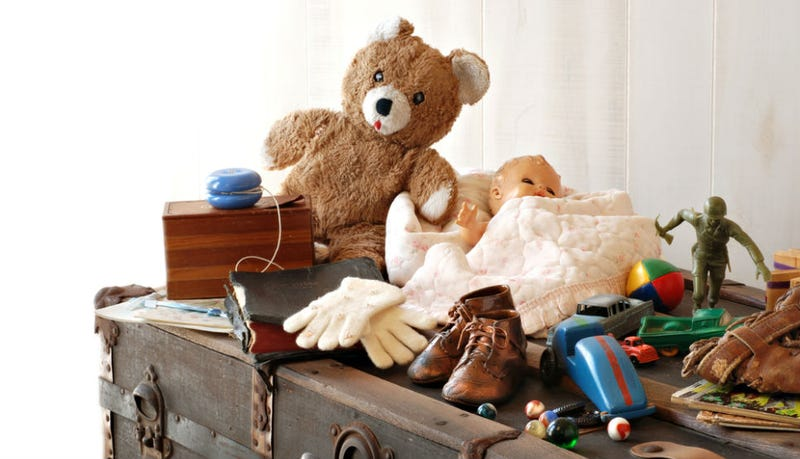 Romance Authors Share Memories of Their Favorite Childhood Toys