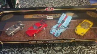 Porsche box set came today