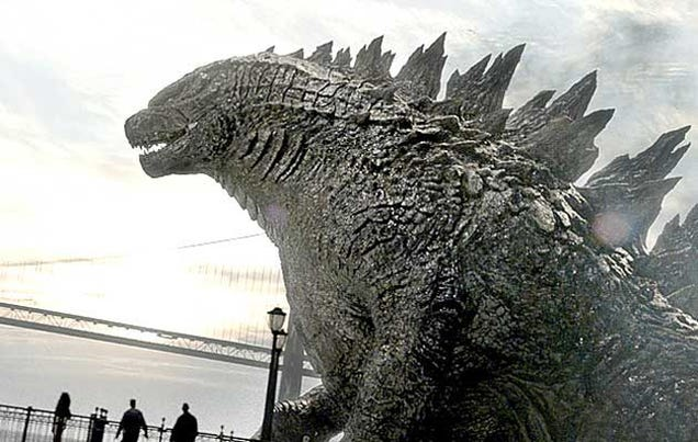 Japan Thinks the New Godzilla Should Hit The Treadmill