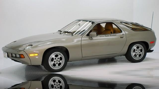 Porsche 928 From Risky Business Up For Sale