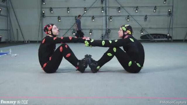 The Future of CGI Is Using Motion Capture to Recreate Inanimate Objects