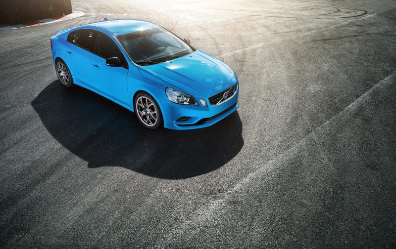 Volvo S60 Polestar Concept Is A 500+ Horsepower LOLVO You Can Own