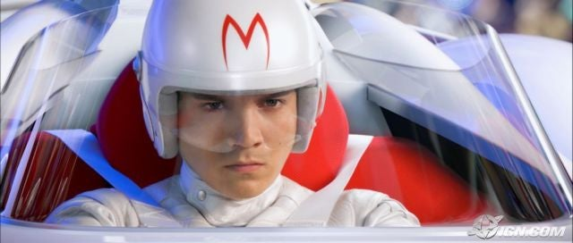 What Would Make Speed Racer Better Than The Matrix?