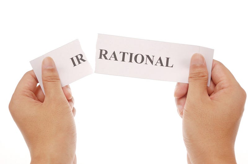 Why you're probably not as rational as you think you are — and what you can do about it