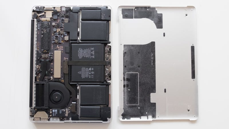You Can Upgrade a Macbook Faster Than You Can Boil an Egg