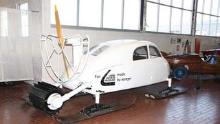 Tatra-V-855 Aerosled (replica)