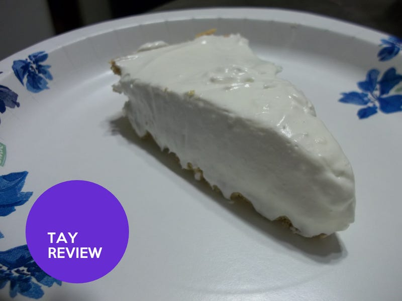 The TAY Review: No Bake Cheesecake