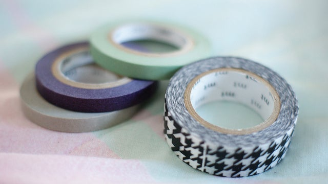 Masking Tape, Crisp Money, and To-Do List Priorities
