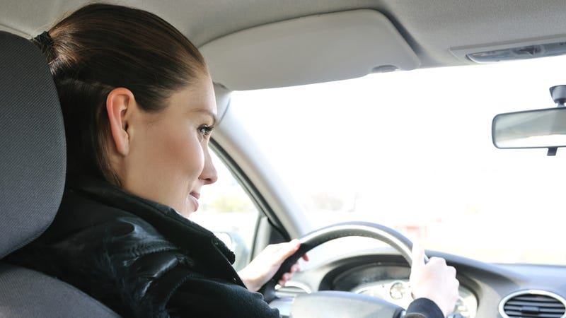 More Lady Drivers Could Mean Fewer Road Fatalities and Better Things for the Environment
